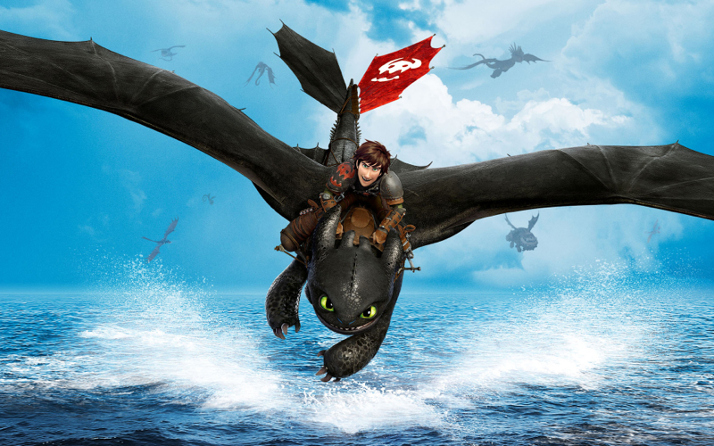 2014 how to train your dragon 2-wide